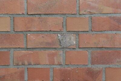 Heimwerker Aktiv Kohlebrand Verblender Reichsformat Bh1056 Rot-bunt Vormauersteine Klinker Dinge Bequem Machen FüR Kunden