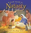 Look Inside Nativity by Lois Rock (Board book, 2016)