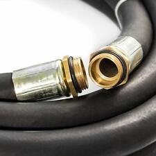 34 Npt X 10 Diesel Fuel Transfer Hose Gas Tank Pump 500 Psi Heavy Duty