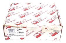Wni Miller 043960 Maxstar 140 Tig Accessory Kit Kk 40 17v 12 2m