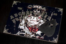 Wooden Annabel style Ouija Spirit Board game & Planchette EVP Magick ghost hunt