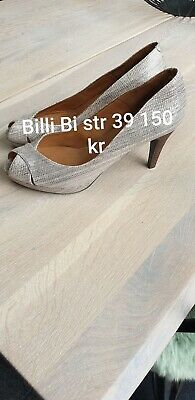 Find Bianco Sko Str 39 på DBA køb og salg af nyt og brugt