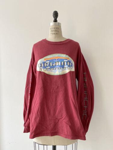 ⭕ 90s Vintage Anarchic Adjustment shirt : punk rav