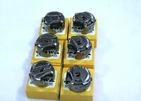 6 Bobbin Case 18045 M-style Consew 206rb Walking Ft Industrial Sewing Machine