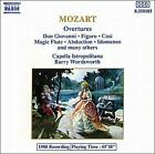 Mozart: Overtures (CD, Feb-1994, Naxos (Distributor))