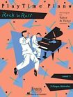 Playtime Piano Rock N' Roll Level 1 by Nancy Faber 9781616770198