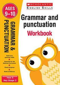 Grammar-and-Punctuation-Year-5-Workbook-Scholastic-English-Skills-by-Paul-Holl