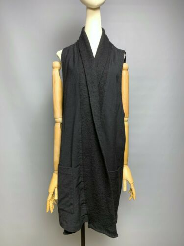 RUNDHOLZ Black Label Cardigan Vest Jacket Size S O