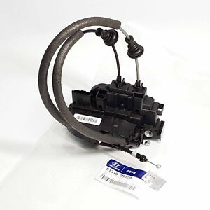 813102b020 Door Lock Actuator Front Left Lh For Hyundai Santa Fe Cm 2006 2009 Ebay