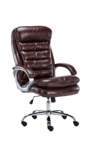 XXL Bürostuhl VANCOUVER 235 kg Belastbar Chefsessel Drehstuhl Schreibtischstuhl
