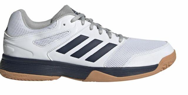 Adidas Speedcourt 6 Men Herren Hallenschuhe WeissBlau