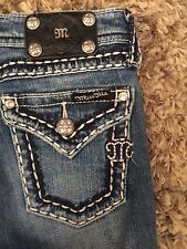 AMAZING MISS ME JK5014S24 SKINNY JEANS~SZ 14~BEAUTIFULLY SIMPLE~ EXCELLENT COND