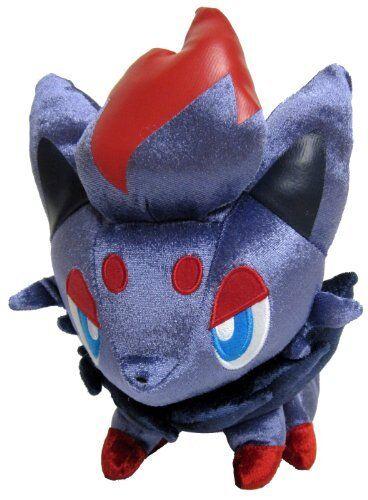 "Pokemon Super DX Plush Zora 10/"" Figure"