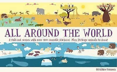 All Around the World, Géraldine Cosneau, Good Book