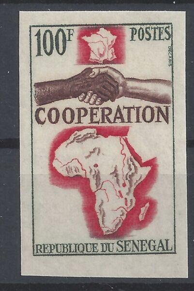 Capable Senegal Non Dentele - Cooperation Avec La France - Yvert N° 241 - Neuf** La DernièRe Mode