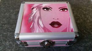 Schmuckkästen Zubehör Herzhaft Aluxbox Frau Gesicht Allzweckbox Koffer Valentinstag Aufbewahrungsbox Schutzbox Freigabepreis