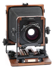 Shen-Hao PTB45 4X5 Wood Folding Field Camera