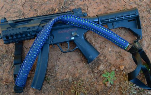 550 Paracord Rifle Gun Sling 2 or 1 Point w//QD for Shotguns ALIEN EYE Airsoft