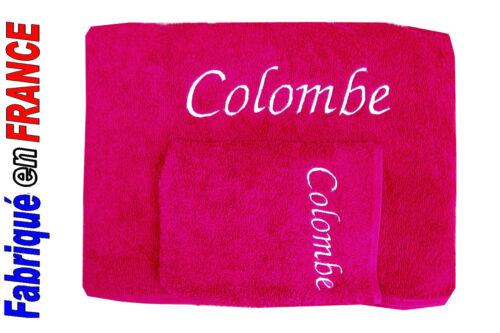 fuchsia Towel washcloth custom or bath towel mitt nine ref
