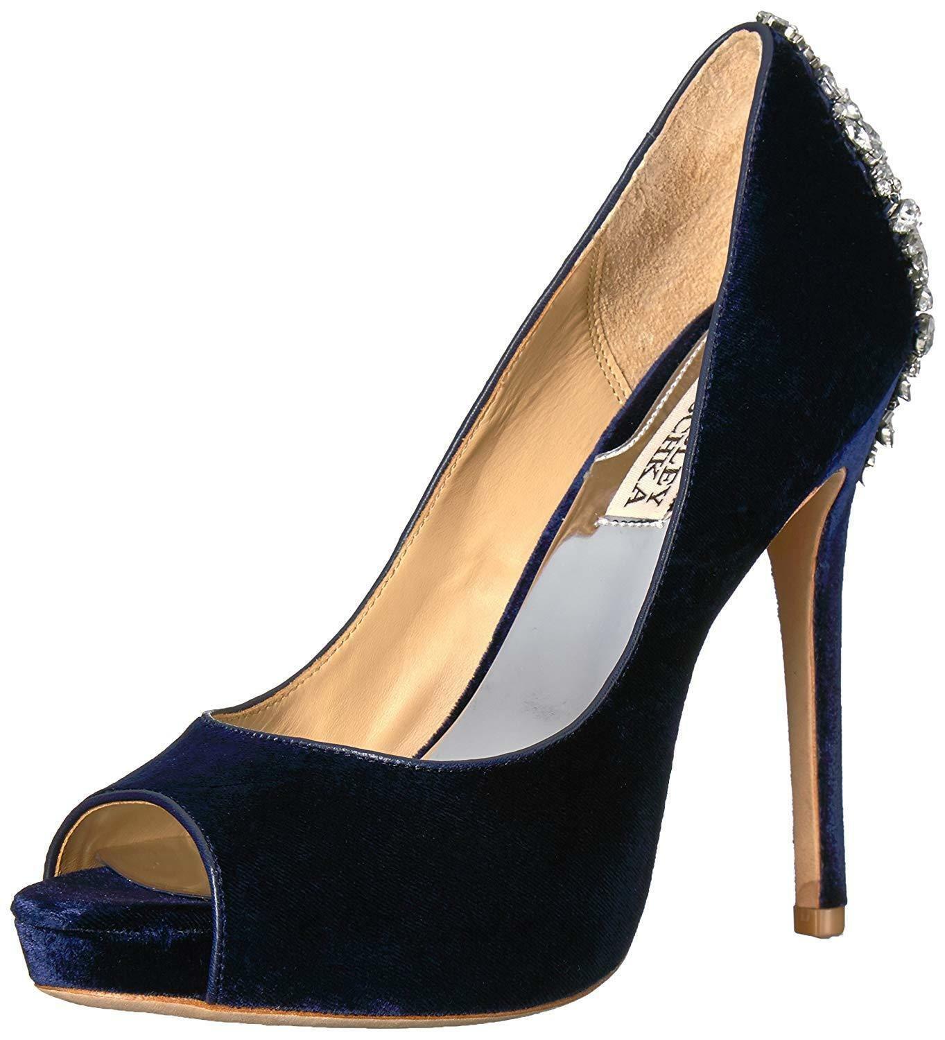 Badgley Mischka Womens Kiara Pump- Pick SZ color.