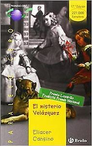 El misterio Velázquez. NUEVO. Envío URGENTE. LITERATURA INFANTIL: DE 0 A 12 AÑOS