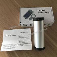 Landtek Nd9b Sound Level Calibrator Voice Decibel Meter Dosimeter Calibrator