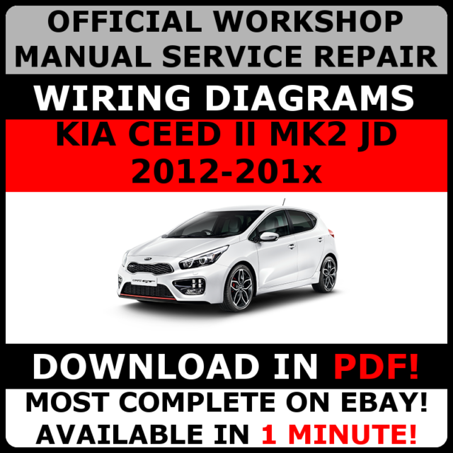 Kia Ceed 2010 Manual Pdf
