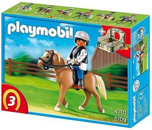 Playmobil-5109-Caballo-Haflinger-Country