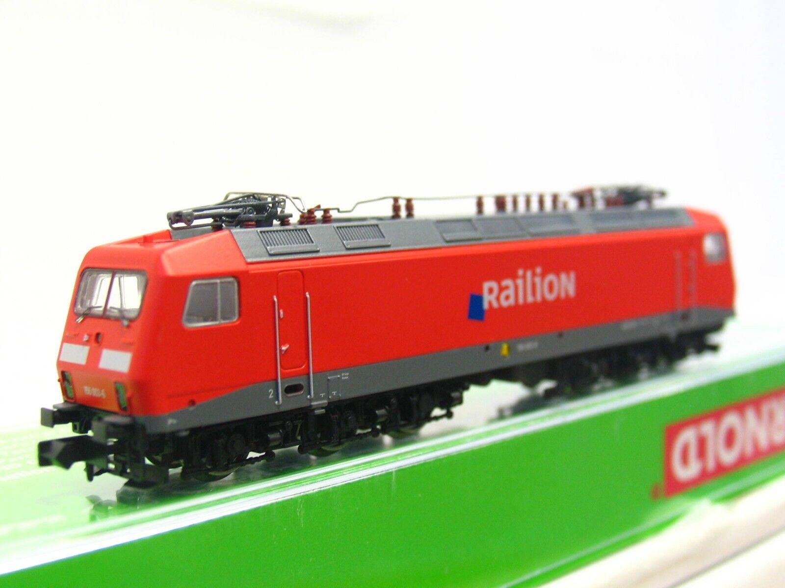 Arnold N HN2168 E-Lok BR 156 003-6 DB Railion DSS OVP (V6041)