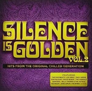 Silence-Is-Golden-Volume-2-CD-NEW-amp-SEALED-3-DISCS-52-TRACKS-Vol-2