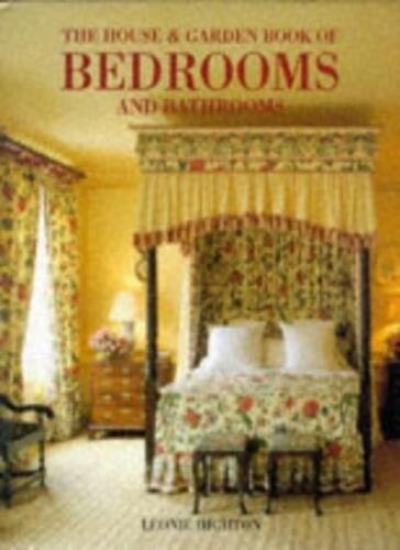 1 of 1 - House & Garden Book Of Bedrooms & Bathrooms By Leonie Highton