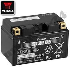 Batterie YUASA YTZ10S, 12V/8,6AH (Maße: 150x87x93)