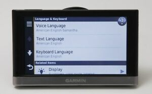 "Garmin NUVI 2597LMT 5 "" LCD GPS Lebenslange USA Canada Mexico & 2020 Mittlere"