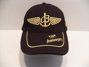 c052520394a Image is loading Breitling-Watch-Hat-Cap-BRAND-NEW-130th-Anniversary-.  Image not available ...
