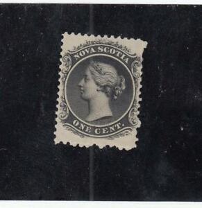 NOVA-SCOTIA-MK4541-8-FVF-MNH-1cts-1860-63-QV-BLACK-CAT-VALUE-30