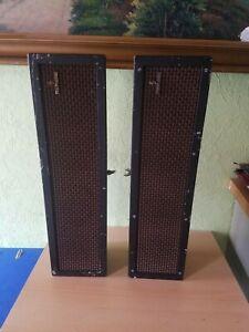Ein Paar Siemens Klangfilm 6S ELA 3775b mit 8x ELA 3179a Fullrange