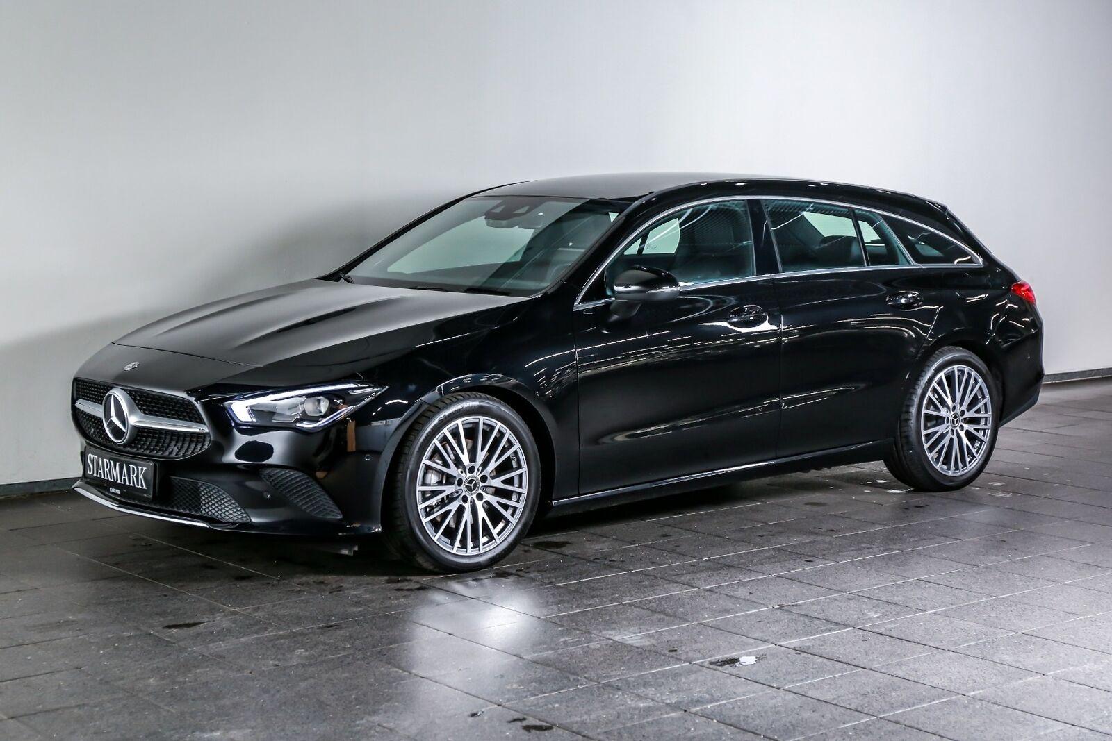 Mercedes-Benz CLA220 d 2,0 Progressive SB aut.