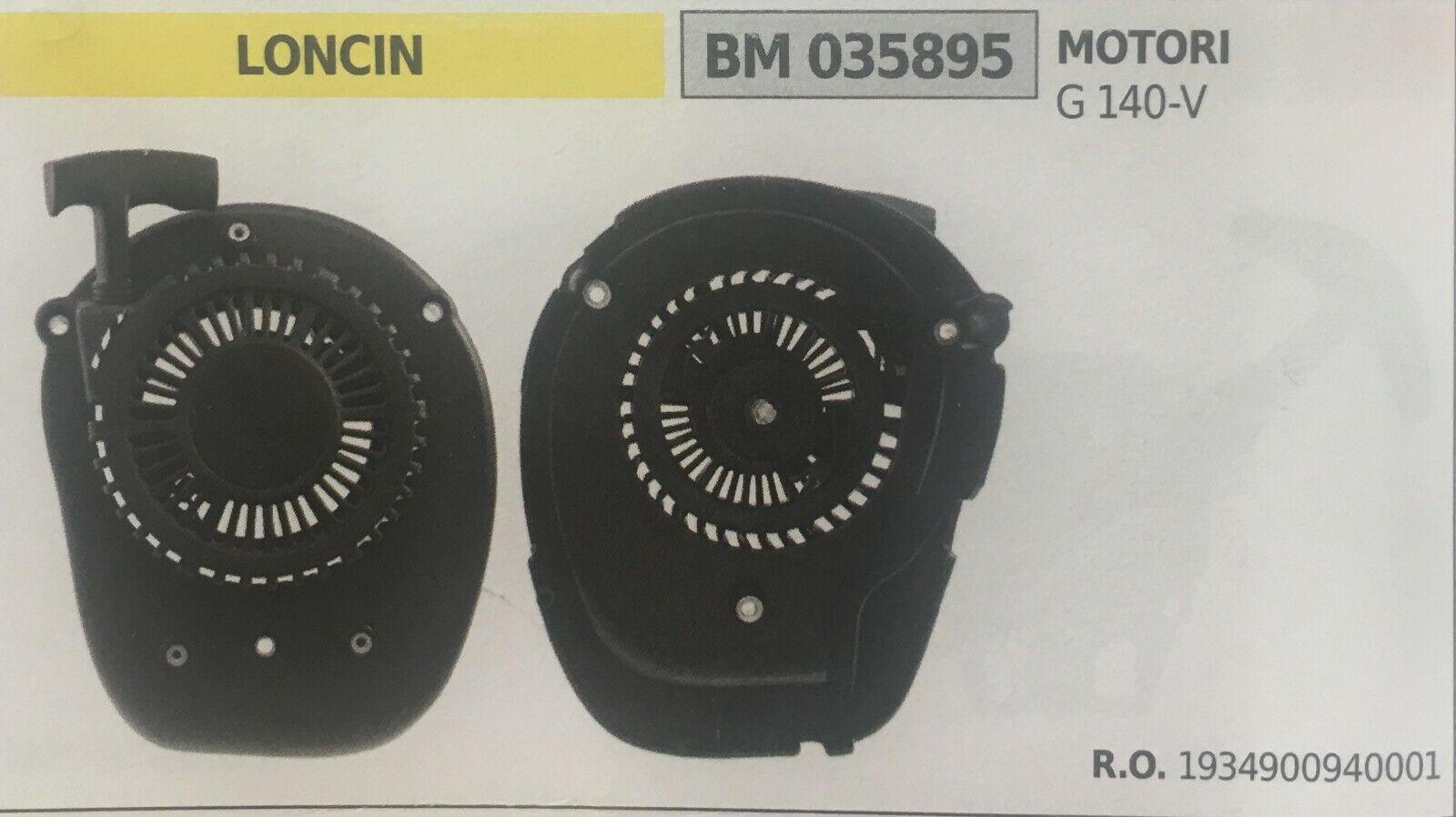 AVVIAMENTO COMPLETO BRUMAR LONCIN BM035895