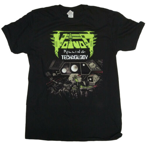 Voivod T Shirt Killing Technology 100/% Official Math Metal Thrash