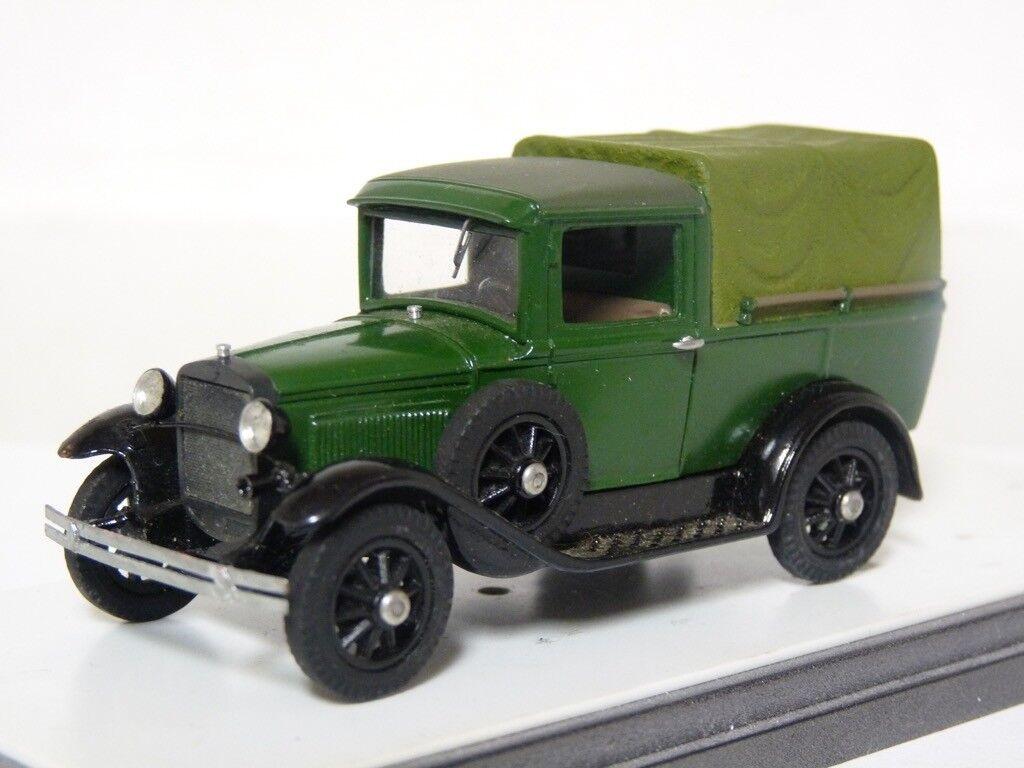 40% de descuento Desconocido 1 43 1928 Ford un lienzo camioneta camioneta camioneta Coche Modelo de Resina Hecho a Mano  centro comercial de moda