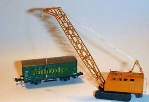HO-scale-Nickel-Silver-etched-Kit-Crane-TAKRAF-RDK300