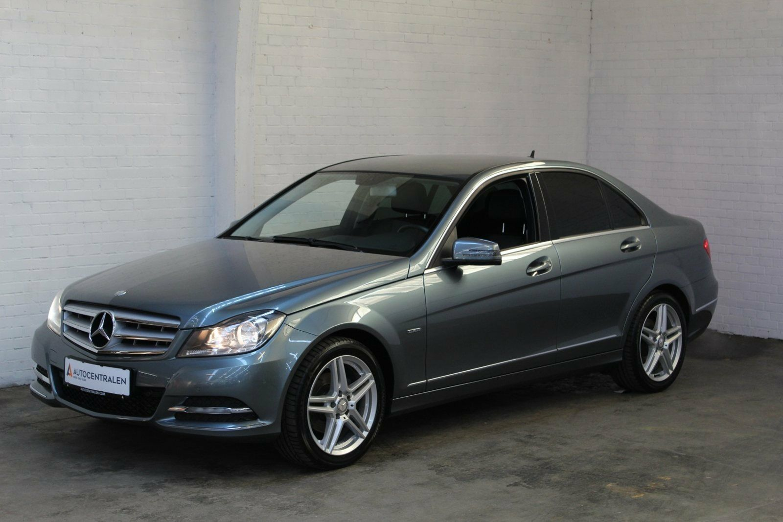 Mercedes C180 1,8 CGi Avantgarde BE 4d - 219.900 kr.