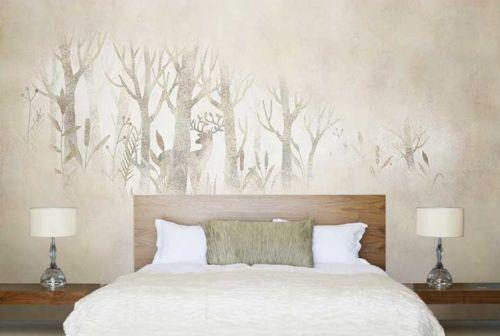 3D  Misty Elegant Wald 84 Tapete Wandgemälde Tapete Tapeten Bild Familie DE | In hohem Grade geschätzt und weit vertrautes herein und heraus  | Ermäßigung  | Bekannt für seine schöne Qualität