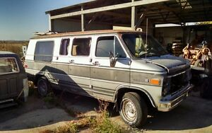 Image Is Loading PARTING OUT 1989 GMC G 2500 G2500 VAN