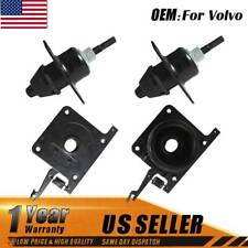 Hood Release Set 4pcs Upamplow Latches For Volvo Vn Vnl 20498998 20565619 8074938