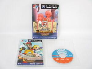 EVOLUCIA-Game-Cube-Nintendo-Japan-Game-gc
