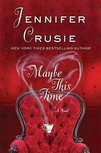 Crusie-Jennifer-Etc-Maybe-This-Time-Highly-Rated-eBay-Seller-Great-Prices