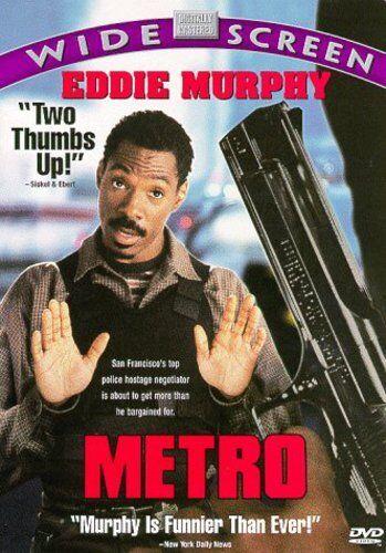 Metro (2004, DVD NEW)