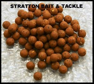 1kg 10mm chilli chocolate boilies ideal carp & match fishing, Hard Baits