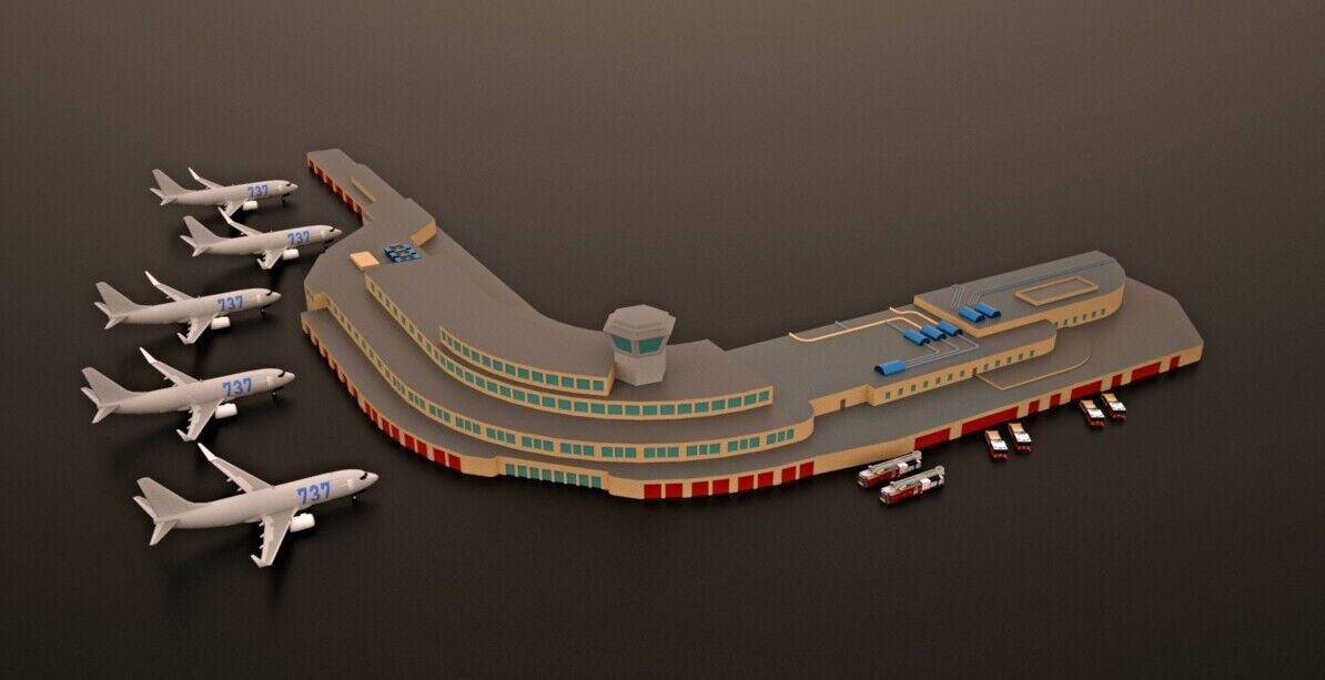 presentando toda la última moda de la calle Aeropuerto Regional Regional Regional Airport 1 500  marca